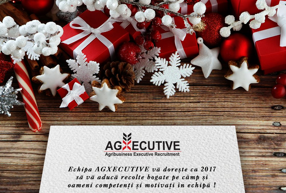 New opportunitites for boosting your career in 2017 with AGXECUTIVE!
