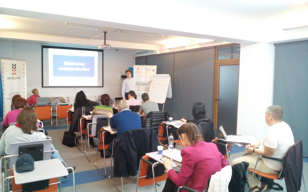 4th module of BSAEP ongoing: HR management course with French trainer Pierre BREDAR