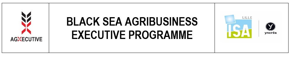 "Press release: Launch in Bucharest of the continuous professional training course ""BLACK SEA AGRIBUSINESS EXECUTIVE PROGRAMME"" (BSAEP)"